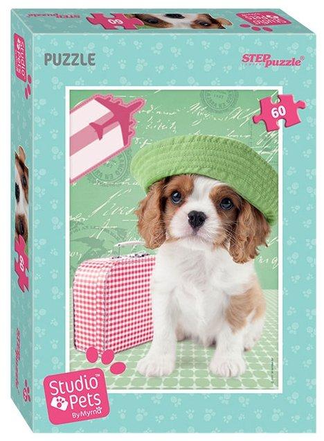 Пазл Step puzzle Studio Pets by Myrna Мирна (81172), 60 дет.