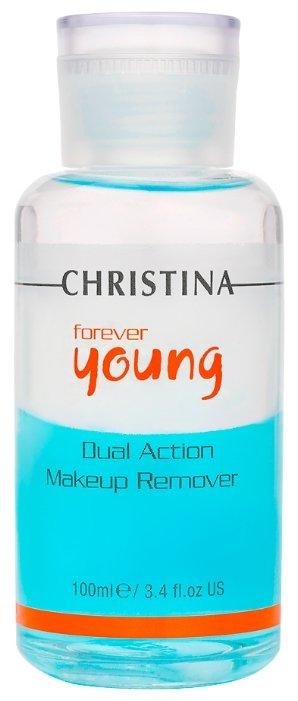 Christina средство для снятия макияжа двойного действия