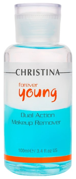 Christina средство для снятия макияжа двойного действия Forever