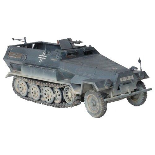 Сборная модель ZVEZDA Немецкий бронетранспортер с пусковыми установками Sd.Kfz.251/1 Ausf.B Ханомаг (3625) 1:35, Сборные модели  - купить со скидкой