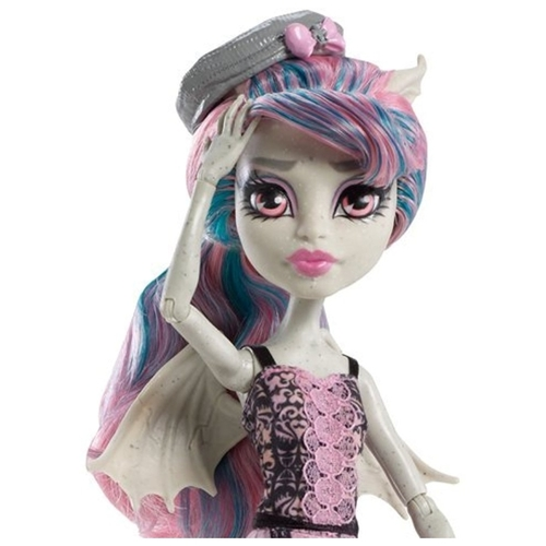 Кукла Monster High Скариж город страхов Рошель Гойл, 27 см, Y0381