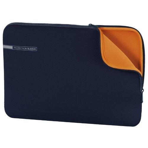 Купить Чехол HAMA Neoprene Notebook Sleeve 13.3 blue/orange
