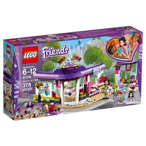 Купить Конструктор LEGO Friends 41336 Арт-кафе Эммы, Конструкторы