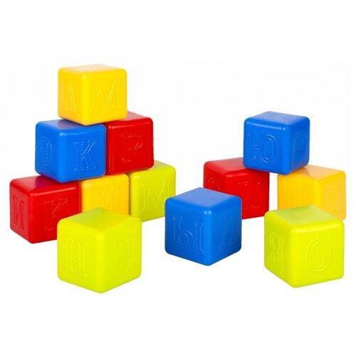 Кубики Росигрушка Азбука 9376 кубики 9шт азбука