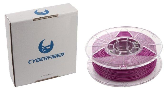 PLA пруток Cyberon 1.75 мм пурпурный