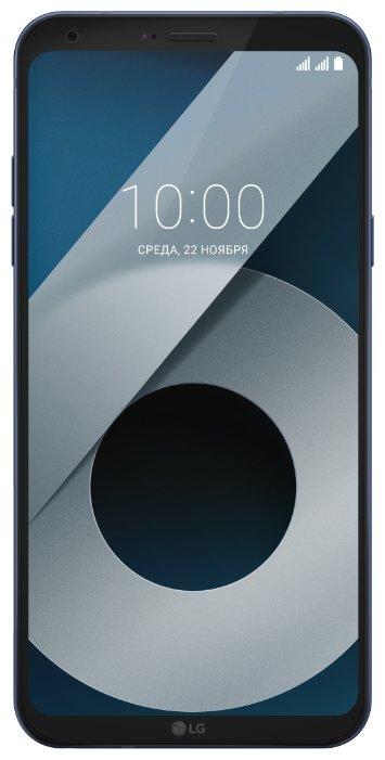 Смартфон LG Q6+