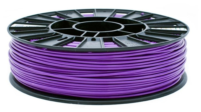 ABS пруток REC 2.85 мм фиолетовый