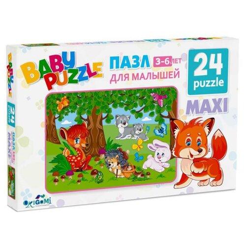 Купить Пазл Origami За грибами (02986), 24 дет., Пазлы