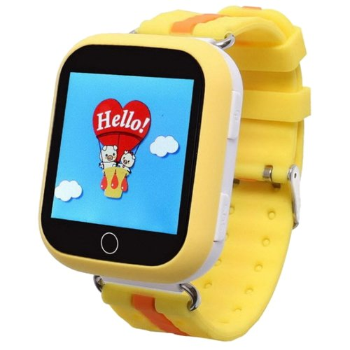 Фото - Детские умные часы Smart Baby Watch Q750 желтый часы smart baby watch s4 зеленый