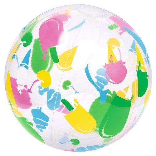 Купить Мяч пляжный Bestway Дизайнерский 31036 BW, Надувные игрушки