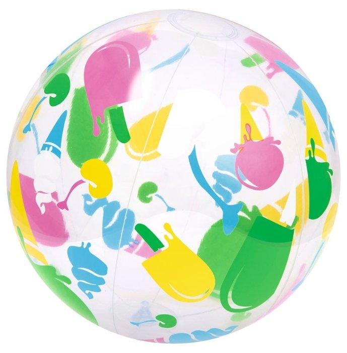 Мяч пляжный Bestway Дизайнерский 31036 BW