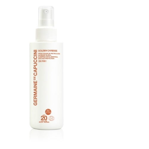 Germaine de Capuccini Golden Caresse спрей антивозрастной SPF 20