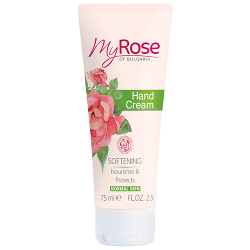 Крем для рук My Rose of Bulgaria Hand cream 75 мл bulgaria