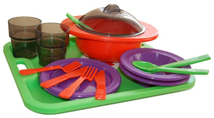 Набор посуды ОГОНЁК Столовый С-283