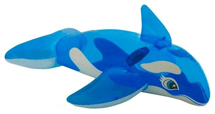 Надувная игрушка-наездник Intex Касатка 58523