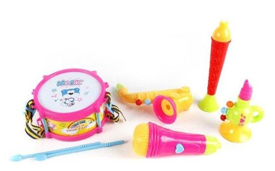 Shantou Gepai набор инструментов 2198-1 5 предметов