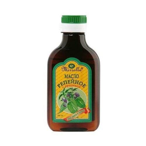 Mirrolla Репейное масло с крапивой, 100 мл репейное масло 50мл