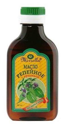 Mirrolla Репейное масло с крапивой