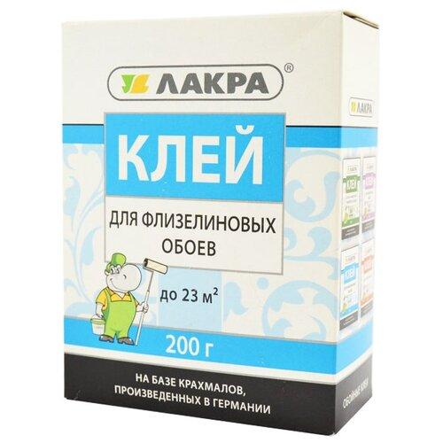 клей для обоев pufas gt vlies direkt 0 325 кг Клей для обоев Лакра Флизелиновый 0.2 кг