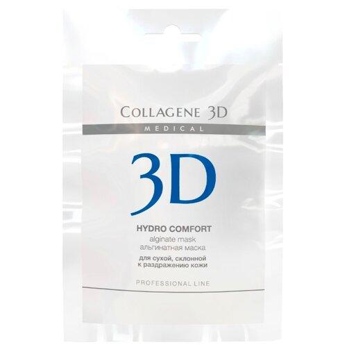 Medical Collagene 3D альгинатная маска для лица и тела Hydro Comfort, 30 г