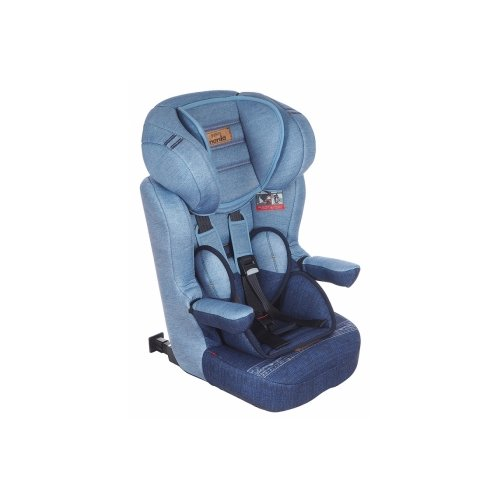 цена на Автокресло группа 1/2/3 (9-36 кг) Nania Myla Isofix, denim blue