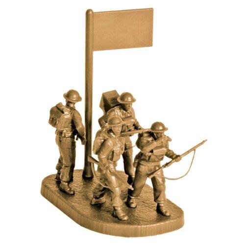 Фото - Сборная модель ZVEZDA Британские разведчики 1939-1945 (6226) 1:72 сборная модель zvezda немецкая пехота в зимней форме 1941 1945 6198 1 72