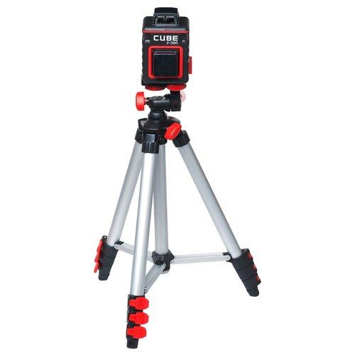 Лазерный уровень ADA instruments CUBE 2-360 Professional Edition (А00449) со штативом уровень ada cube 3d professional edition