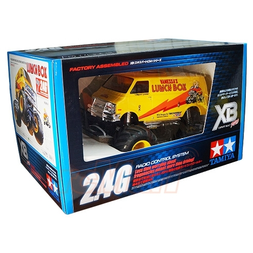 Монстр-трак Tamiya XB Lunch Box 1:12 38.5 см
