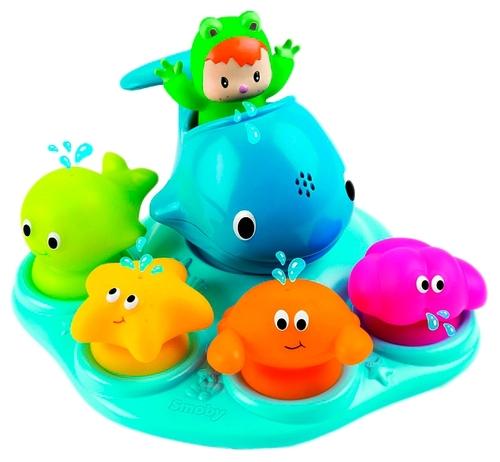 7209261152be Купить Набор для ванной Smoby Островок морских обитателей (110608 ...