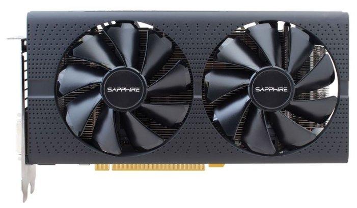 Sapphire Видеокарта Sapphire Pulse Radeon RX 570 1284Mhz PCI-E 3.0 8192Mb 7000Mhz 256 bit DVI 2xHDMI HDCP