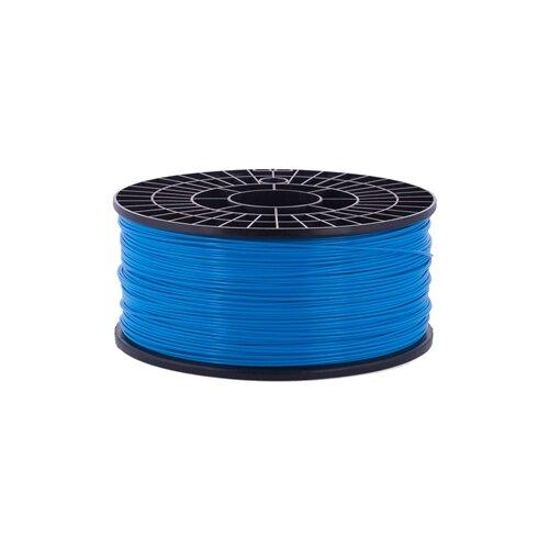 PLA пруток на катушке Мастер Пластер 1.75 мм голубой 1 кг