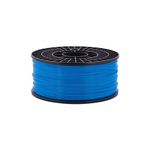 Купить PLA пруток на катушке Мастер Пластер 1.75 мм голубой 1 кг, МАСТЕР-ПЛАСТЕР