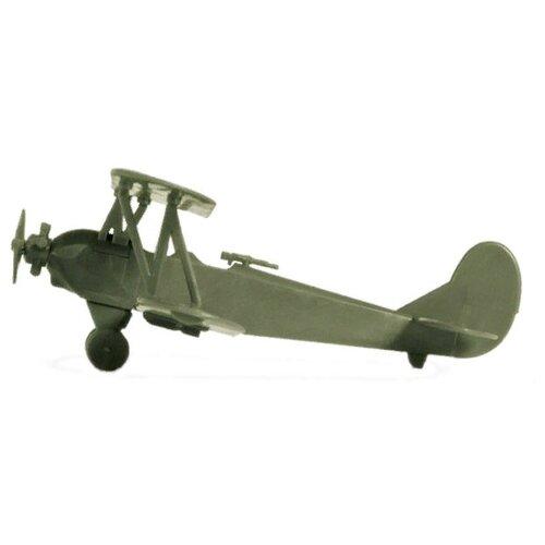 Сборная модель ZVEZDA Советский ночной бомбардировщик/разведчик По-2 (6150) 1:144