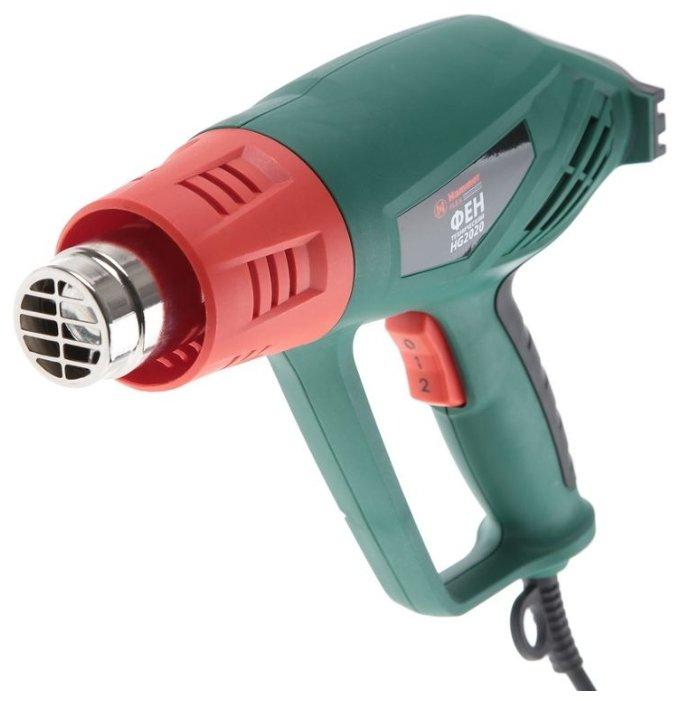 Строительный фен Hammer HG2020 2200 Вт