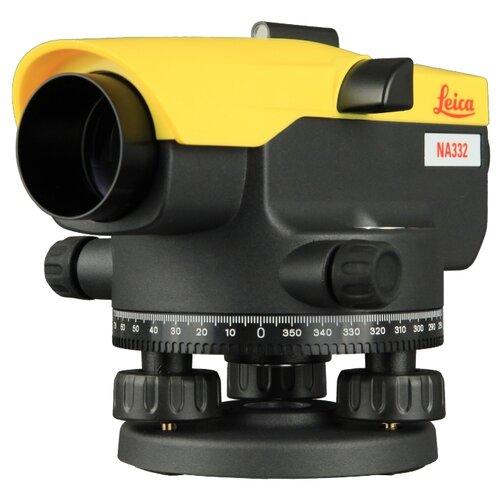Фото - Оптический нивелир Leica NA332 (840383) цифровой нивелир leica sprinter