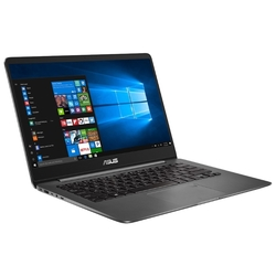 "Ноутбук ASUS ZenBook UX430UN (Intel Core i5 8250U 1600 MHz/14""/1920x1080/8Gb/512Gb SSD/DVD нет/NVIDIA GeForce MX150/Wi-Fi/Bluetooth/Windows 10 Home)"