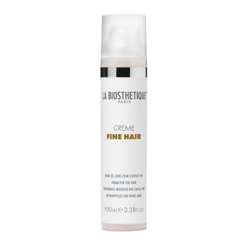 La Biosthetique Fine Hair Кондиционер-маска для тонких волос, 100 мл la biosthetique укрепляющий шампунь для тонких волос methode fine shampoo vital fine hair 200 мл