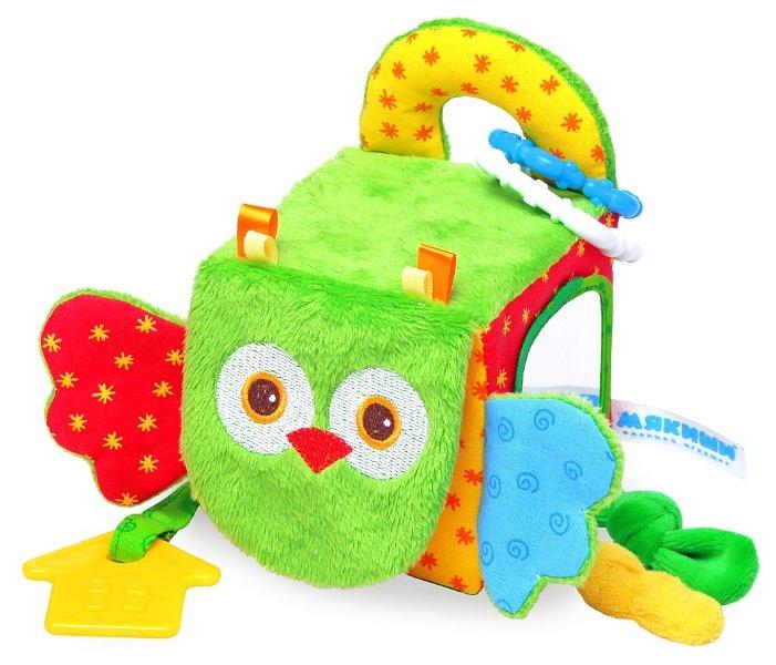 Подвесная игрушка Мякиши Сова (307)