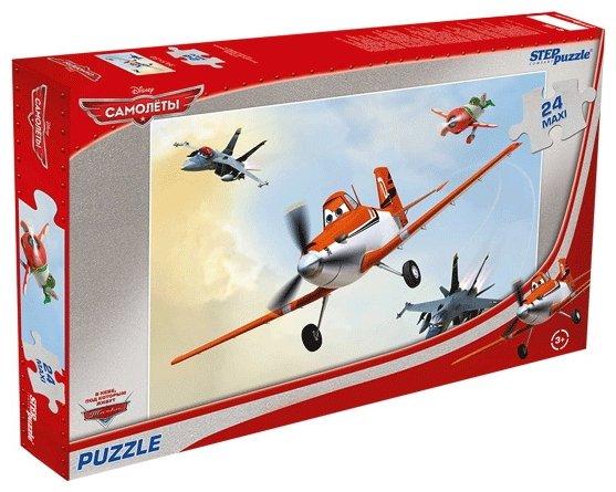 Пазл Step puzzle Disney Самолёты (90014), 24 дет.