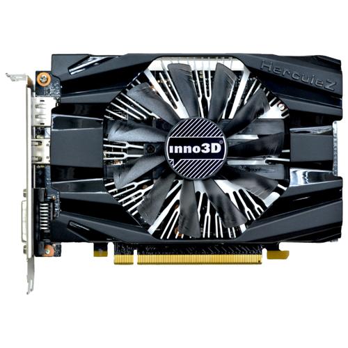 Купить Видеокарта INNO3D GeForce GTX 1060 1506MHz PCI-E 3.0 6144MB 8000MHz 192 bit DVI HDMI HDCP Compact (N1060-6DDN-N5GM) Retail