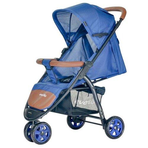 Прогулочная коляска everflo E-450 Racing blue коляска прогулочная everflo racing grey e 450 пп100004019