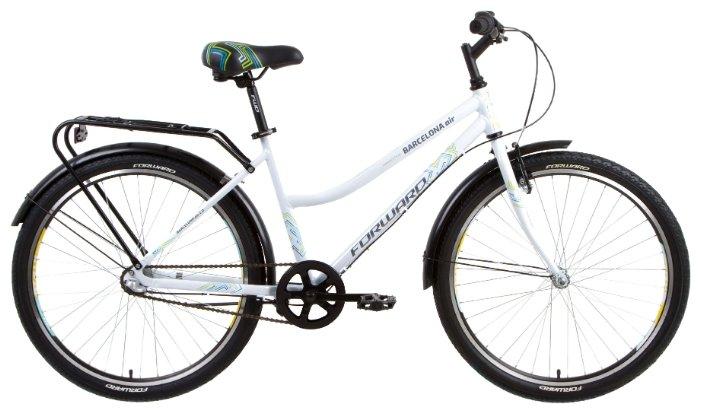 Городской велосипед FORWARD Barcelona Air 2.0 (2018)