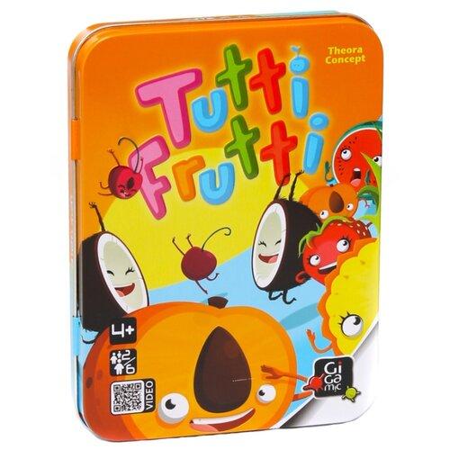 Настольная игра Gigamic TUTTI FRUTTI цена 2017