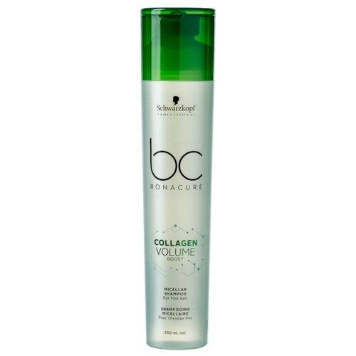 Купить BC Bonacure шампунь мицеллярный Collagen Volume Boost 250 мл