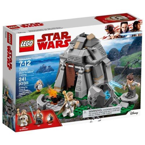 Конструктор LEGO Star Wars 75200 Тренировки на островах Эч-ТоКонструкторы<br>