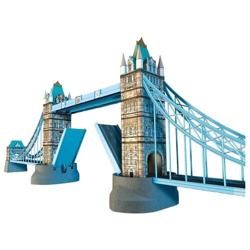 Купить 3D-пазл Ravensburger Тауэрский мост (12559), 216 дет., Пазлы