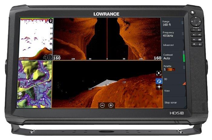 Lowrance HDS-16 Carbon
