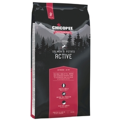 Корм для собак Chicopee (12 кг) Holistic Nature Line Active Salmon and Potato