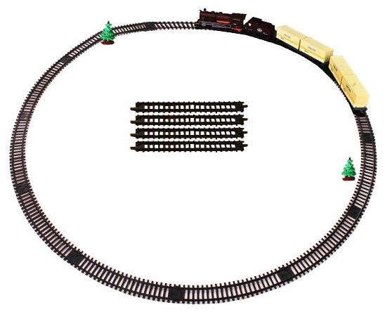 железная дорога Голубая стрела Стартовый набор, GS-2021C