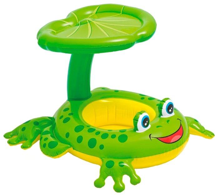 Надувные водные ходунки Intex Лягушка 56584